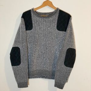 LL Bean PrimaLoft/Wool Shooter's Sweater